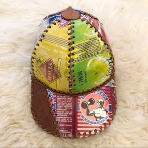 Cuban One of a kind soda can baseball cap